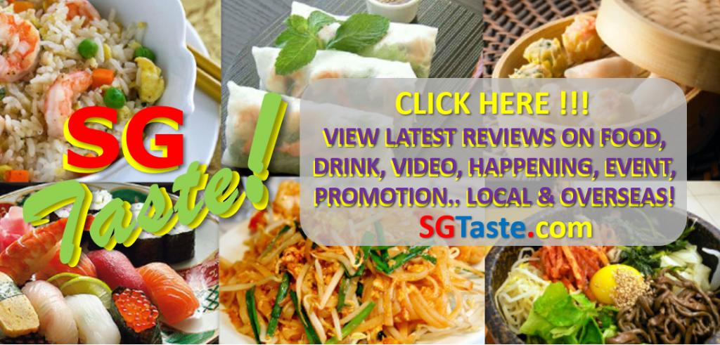 Visit SG Taste!